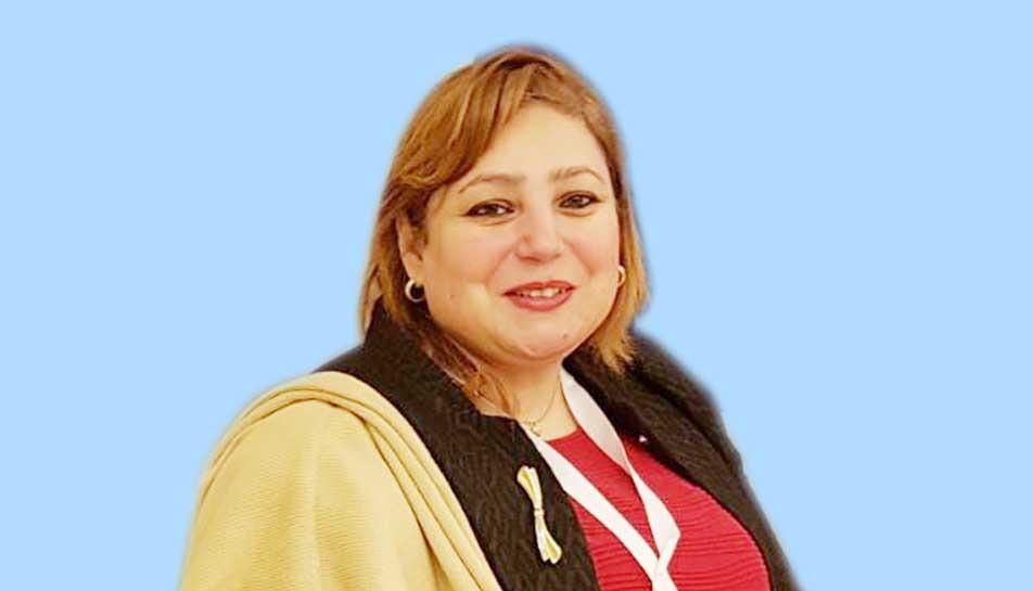 أ.د/ فاطمة الزهراء سالم محمود
