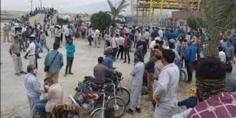 إضراب شامل لعمال صناعة النفط والبتروكيمياويات لليوم الـ29 على التوالي في إيران