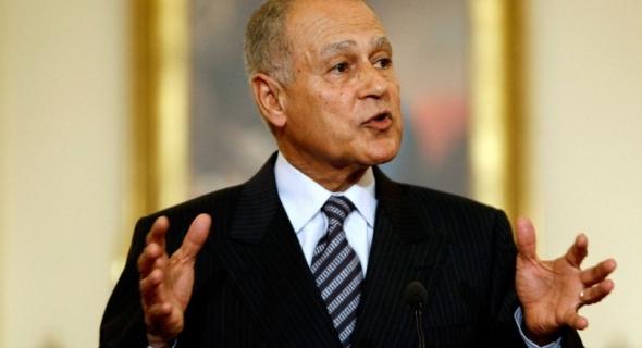 """""""أبو الغيط"""": نؤكد رفضنا التدخلات العسكرية الخارجية في ليبيا"""