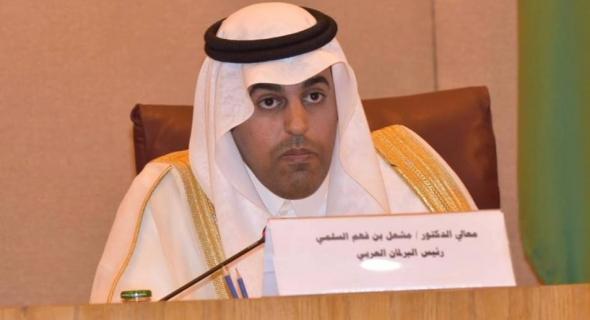 رئيس البرلمان العربي يرحب بنتائج المؤتمر الدولي للشراكة مع السودان ويدعو المجتمع الدولي لمساندته في مرحلته الانتقالية