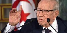 """""""السبسي"""" يدعو لتعديل دستوري يقلص صلاحيات رئيس الحكومة"""