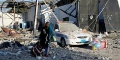 مصر و5 دول أخرى تطالب بإنهاء الصراع في ليبيا