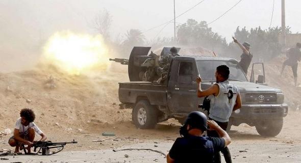 """تجدد القتال في ليبيا يجهض قرار مجلس الأمن بـ""""وقف دائم لإطلاق النار"""""""
