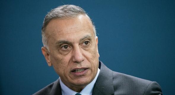 """""""الكاظمي"""" يعقد اجتماعا مع القيادات الأمنية في قضاء الطارمية"""