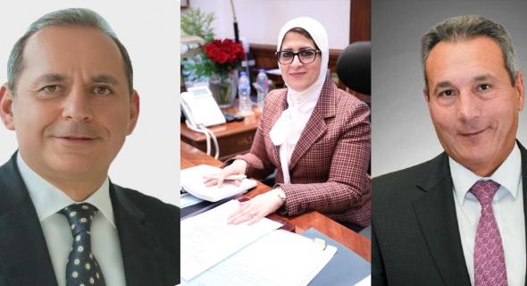 """لمواجهة """"كورونا"""".. اتفاقية بين وزارة الصحة والبنك الأهلي المصري وبنك مصر بقيمة 60 مليون جنيه"""