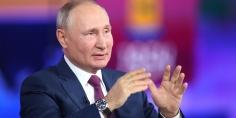 بوتين يؤكد استعداد بلاده تقديم الدعم لطاجيكستان بعد التصعيد الأفغاني