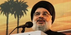 نصر الله: أمريكا لا يمكنها محاربة إيران