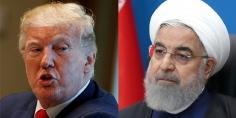 إيران ترفض مجددا احتمال عقد لقاء بين روحاني وترامب