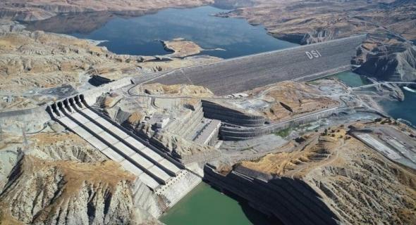 العراق يلمح لـنوايا تركيا بابتلاع حصته من المياه في سد إليسو بالتزامن مع عدوان عسكري