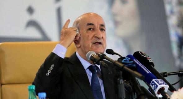 """الرئيس الجزائري يتعهد بمواصلة الجهود لـ""""استجلاء مصير مفقودي"""" حرب التحرير"""