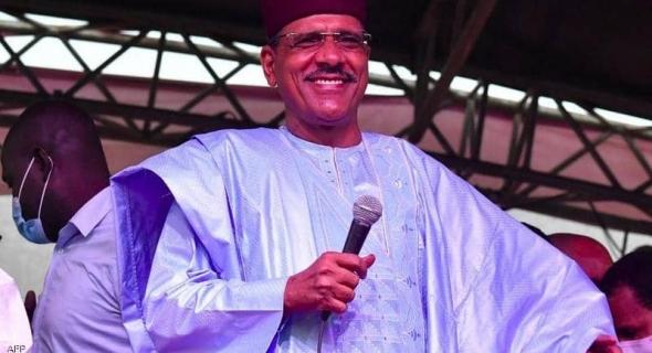 المحكمة الدستورية تؤكد فوز محمد بازوم رئيسا للنيجر