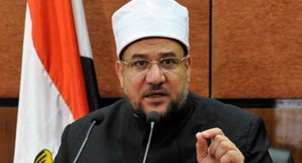 وزير الأوقاف يستعرض خطته لتطوير الخطاب الإسلامي ومواجهة الإرهاب أمام المراسلين الأجانب في مصر
