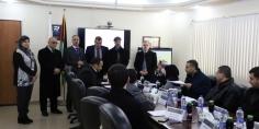 سلطة النقد الفلسطينية تنظم دورة تدريبية للصحفيين الاقتصاديين في غزة