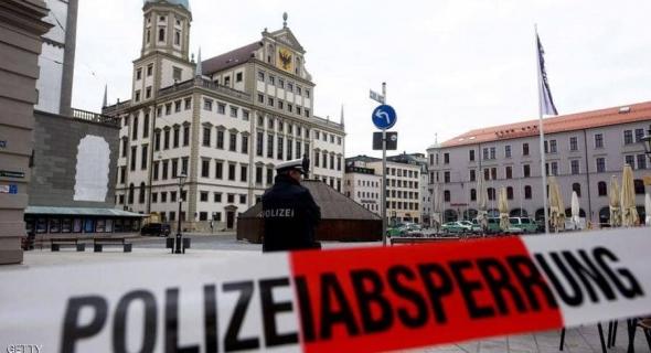 """الشرطة الألمانية تعتقل رجل أعمال انتهك """"عقوبات روسيا"""""""