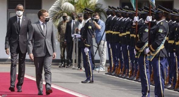 ماكرون في زيارة رسمية إلى رواندا لإصلاح العلاقات مع بلاده