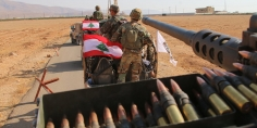 بالفيديو.. لحظة إطلاق الجيش اللبناني النار على الطائرات المسيرة الإسرائيلية