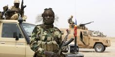 المعارضة المسلحة في تشاد ترفض تشكيل مجلس عسكري عقب وفاة الرئيس ديبي