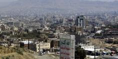 """اليمن.. طيران التحالف يقصف معسكرا لـ""""أنصار الله"""" جنوب صنعاء"""