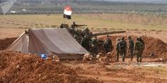"""الجيش السوري يتصدى لهجوم من """"داعش"""" شرق دير الزور"""
