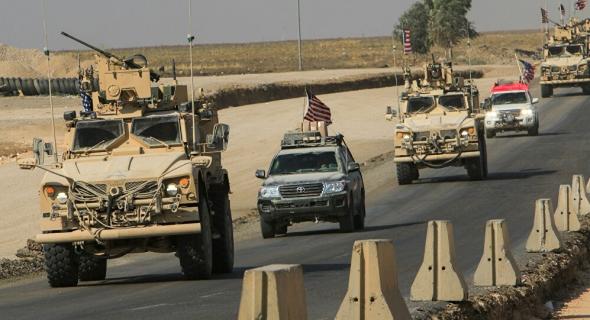 قتلى وجرحى في اشتباك مسلح بين الجيشين السوري والأمريكي بريف الحسكة