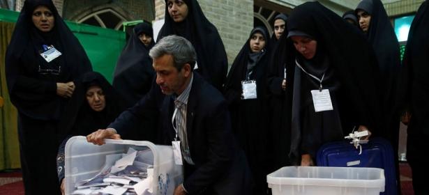 فوز قائمة المحافظين الأصوليين بمقاعد طهران في الانتخابات التشريعية الإيرانية
