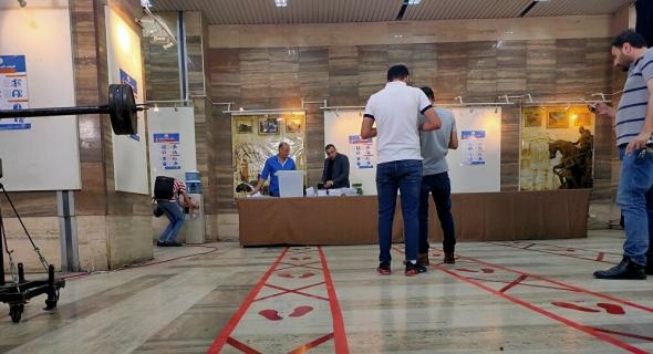 مراكز الاقتراع تفتح أبوابها أمام الناخبين السوريين لاختيارأعضاء البرلمان