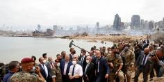 صحيفة: زيارة ماكرون الثانية إلى لبنان تؤرق الأحزاب الداخلية بانتظار إشارات الحل