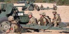 السيوف الثلاثة.. مناورات عسكرية برية بين أمريكا وأوكرانيا