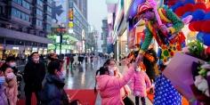 الصين تخطط لتطعيم 100 مليون شخص قبل رأس السنة القمرية