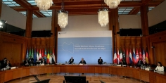 """الأمم المتحدة ترحب بنتائج """"برلين 2"""" وتشدد على ضرورة إجراء الانتخابات الليبية في موعدها"""