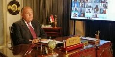 """وزارة الخارجية تنشر الترجمة """"الغير رسمية"""" لكلمة مصر أمام مجلس الأمن بشأن أزمة """"سد النهضة"""""""