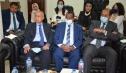 """""""الأكاديمية البحرية"""" تشارك في زيارة لوفد جامعة الدول العربية لتقديم الدعم والمساندة لإعادة إعمار بيروت"""