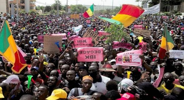 مفوضية حقوق الإنسان تدعو إلى التحقيق في استخدام القوة المفرطة ضد المتظاهرين بمالي