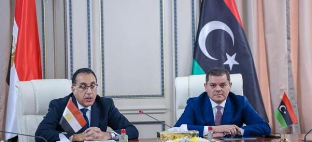 رئيس الحكومة الليبية: مصر لعبت دورا محوريا لدعم العملية السياسية والاستقرار في ليبيا