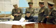كوريا الشمالية تؤكد إشراف كيم جونج أون على اختبار سلاح تكتيكي مطور حديثا