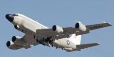 طائرة استطلاع أمريكية تحلق فوق الحدود المحاذية لشبه جزيرة القرم الروسية