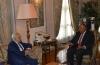 المبعوث الأممي يبحث في مصر جهود تسوية الأزمة الليبية