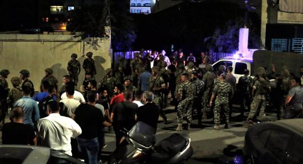 غارات إسرائيلية على أهداف إيرانية في سوريا ولبنان
