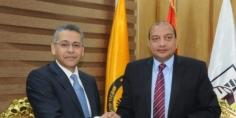 بنك مصر يوقع بروتوكول مع جامعة بني سويف لتطوير ودعم الكفاءات من الطلاب والخريجين