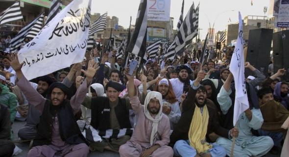 """داعش لا يعترف بانتصار طالبان وينذر بمرحلة جديدة من """"الجهاد"""""""