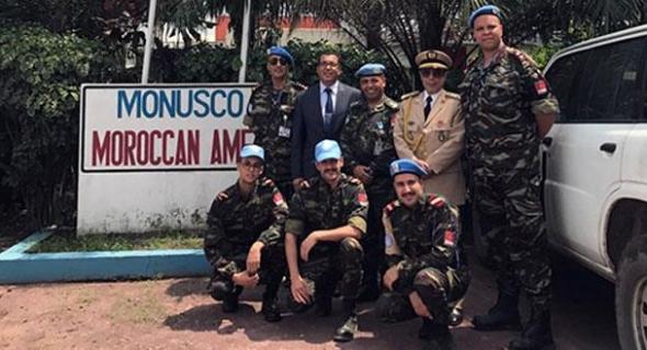 تشيسيكيدي يطالب باستراتيجية انتقالية وخروج تدريجي لبعثة مونوسكو