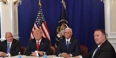 بومبيو ورقة ترامب لموقف أشد حزما مع إيران