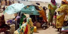 """""""أوتشا"""": الآلاف من سكان الجبال في دارفور يتسلمون مساعدات إنسانية لأول مرة منذ عشرة أعوام"""