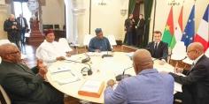 """""""نواكشوط: تستضيف اجتماع قمة لرؤساء دول الساحل وفرنسا لبحث جهود مكافحة الإرهاب"""