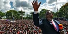 رئيس ملاوي الجديد يؤدي اليمين الدستورية