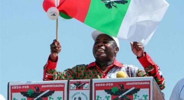 تشكيل حكومة جديدة تضم 15 عضوا في بوروندي