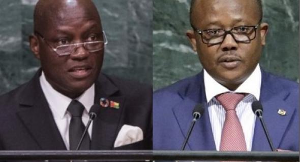 إكواس تقر بفوز زعيم المعارضة إمبالو بالانتخابات الرئاسية في غينيا بيساو