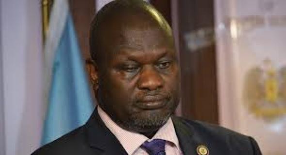 عودة زعيم المعارضة فى جنوب السودان لبحث الاستعدادات لتشكيل الحكومة الائتلافية