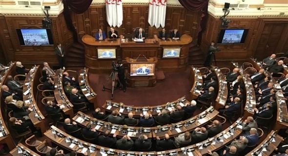 مجلس الأمة الجزائري يشيد بإجراء الاستفتاء على الدستور نوفمبر المقبل