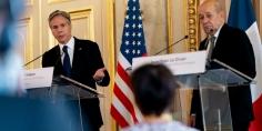 """""""واشنطن"""" و""""باريس"""" يقران بأن الخروج من الأزمة بينهما سيستغرق وقتا وجهدا قد يطول"""
